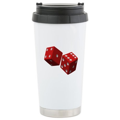 Lucky Dice Travel Mug