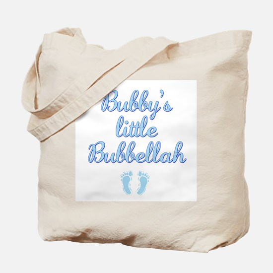 Bubby's Little Bubbellah (boy Tote Bag