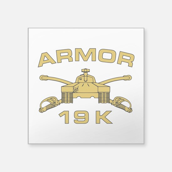 Armor - 19K Sticker