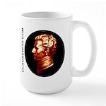 Large Clausewitz.com Coffee Mug