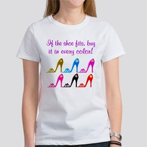 DAZZLING SHOES Women's T-Shirt