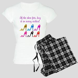 DAZZLING SHOES Women's Light Pajamas