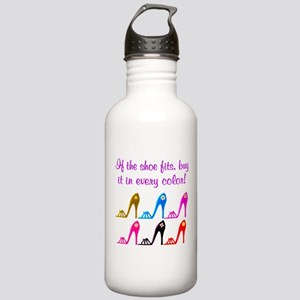 DAZZLING SHOES Stainless Water Bottle 1.0L