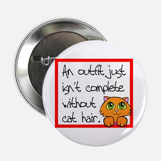 Cat Hair Button