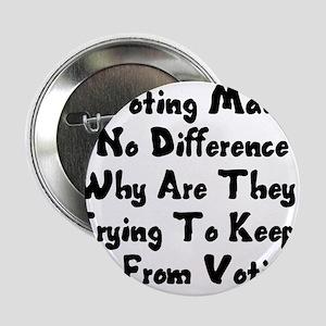 """GOP War On Voting 2.25"""" Button"""