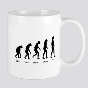 Evolution of the Weekday Mug