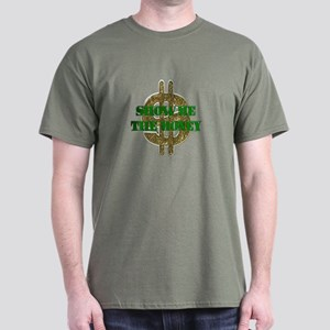 SHOW ME THE MONEY Dark T-Shirt