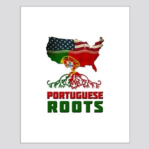 American Portuguese Roots Posters