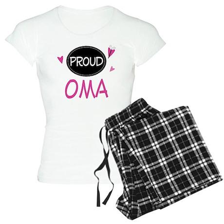 Proud Oma Women's Light Pajamas