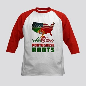 American Portuguese Roots Baseball Jersey