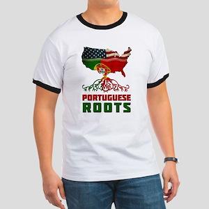 American Portuguese Roots T-Shirt