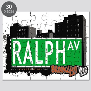 RALPH AV, BROOKLYN, NYC Puzzle