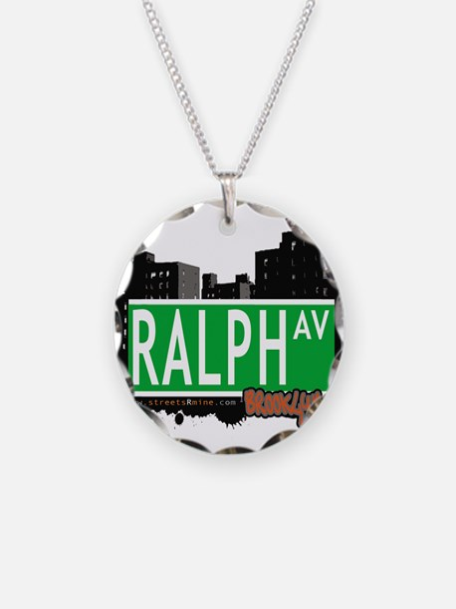 RALPH AV, BROOKLYN, NYC Necklace