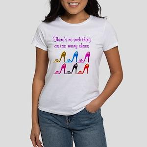 SHOE ADDICT Women's T-Shirt