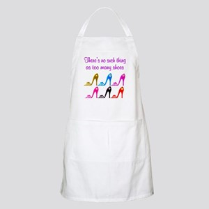 SHOE ADDICT Apron