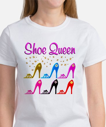 SHOE PRINCESS Women's T-Shirt