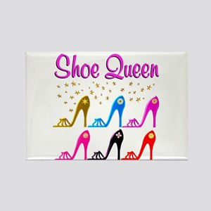 SHOE PRINCESS Rectangle Magnet