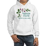 Gardening adds Years Hooded Sweatshirt