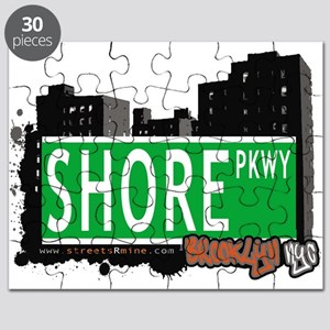 SHORE PKWY, BROOKLYN, NYC Puzzle