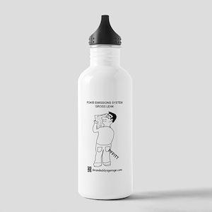 P0455 Emissions Gross Leak Water Bottle