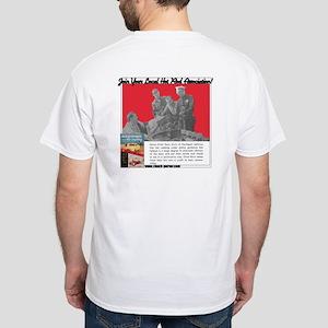 Hot Rod Association - White T-Shirt