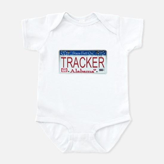 Alabama Tracker Infant Bodysuit