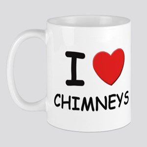 I love chimneys Mug