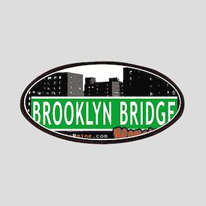 brooklyn Bridge, BROOKLYN, NYC Patches