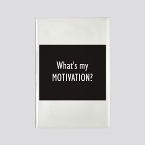 What's my MOTIVATION Rectangle Magnet