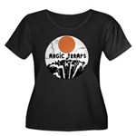 Plus Size T-Shirt for the ladies in the house