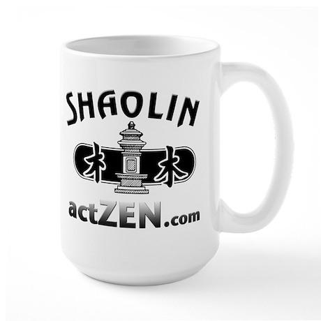 actZEN Large Mug