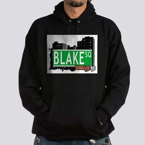 Blake Square, BROOKLYN, NYC Hoodie (dark)