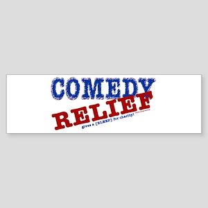Comedy Relief Limited Edition Sticker (Bumper)