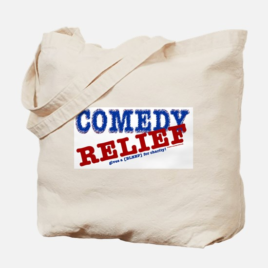 Comedy Relief Limited Edition Tote Bag