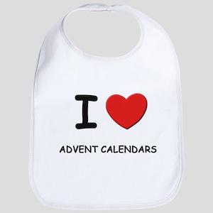 I love advent calendars Bib