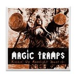 Tramps Tile Coaster