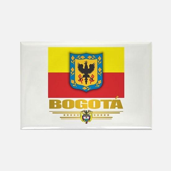 Bogota Pride Rectangle Magnet