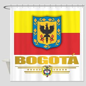 Bogota Pride Shower Curtain