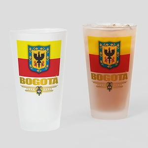 Bogota Pride Drinking Glass