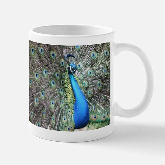 Proud as a Peacock Mug