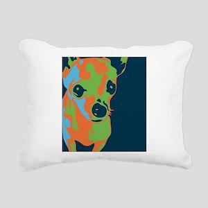 ChiChi Rectangular Canvas Pillow