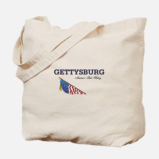 ABH Gettysburg Tote Bag