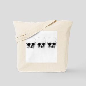 The Skulls-Tattoo Tote Bag