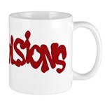 Compulsions Mugs