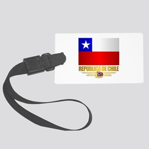 Flag of Chile Luggage Tag