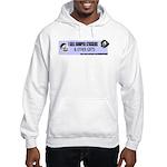 i sell bumper stickers Hooded Sweatshirt