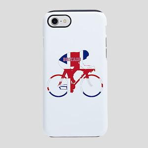 Britain Cycling iPhone 7 Tough Case