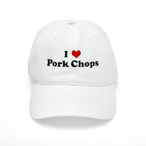 83d3143bb2c Chops Baseball Hats - CafePress