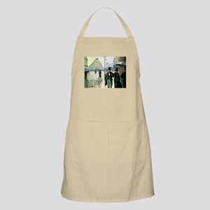 Why Did I Love Her Apron