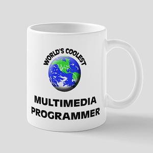 World's Coolest Multimedia Programmer Mug
